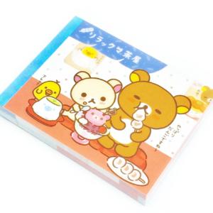 Rilakkuma Chaya Mini Memo Pad by San-x