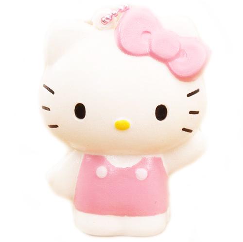 Hello Kitty Squishy Charm pink bow