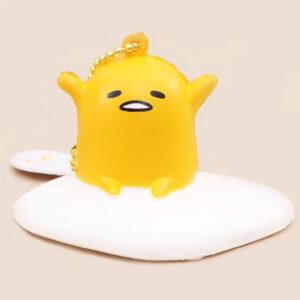 Gudetama Sanrio Squishy Charm