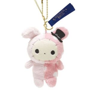 Sentimental Circus Shappo plush with keychain by San-X