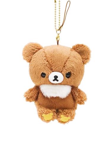 Kogumachan Plush Bear with chain by San-X
