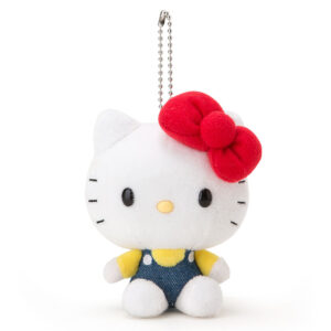 Hello Kitty retro style Soft Mascot