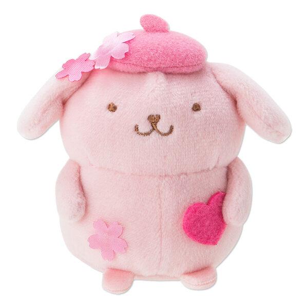 Pompompurin mini plush doll by Sanrio