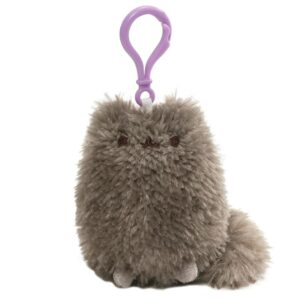 Pip Pusheens little brother bag clip