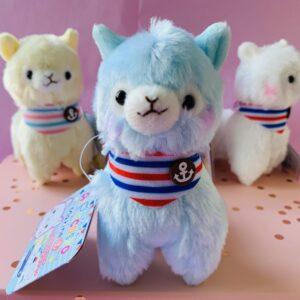 Amuse Alpaca Alpacasso Soda Blue Colour
