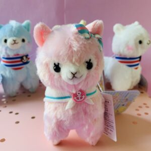 Amuse Pink Alpacasso Alpaca