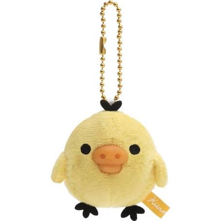 Kiiroitori plush mascot from San-X